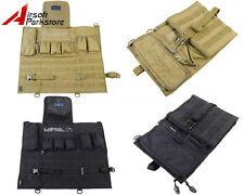CALDERAGEAR Tactical Molle Medical Survival Accessory Map Pouch Bag Military