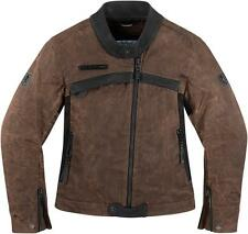 Icon One Thousand Women's Hella 1000 Jacket - Brown