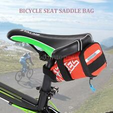 Bicycle Seat Saddle Bag Bike Saddle Pouch Outdoor Cycling Seat Bag Tail Bag H7X2