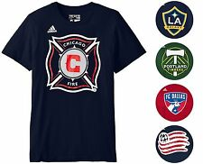 MLS Adidas Men's T-Shirt Go-To Tees & Aeroknit Inventory Closeout Sale!