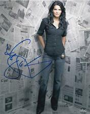 RIZZOLI & ISLES Angie Harmon / Rizzoli SIGNED Autograph 8x10 Color Photo