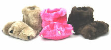 New Boys Girls Womens Monster Claw Animal Novelty Funny Slippers Size GREAT GIFT
