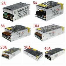 5V Regulated Switching Power Supply LED Driver Transformer Voltage For Led Strip