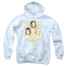 The Lord of the Rings Women Of Middle Earth Big Boys Pullover Hoodie
