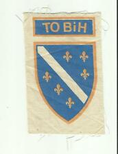 Army of Republic of Bosnia and Hercegovina Territorial defense patch