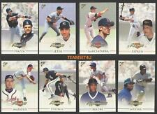 1999 Topps Gallery (1-150) Baseball Team Sets ** Pick Your Team Set **