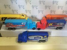 PEZ - NASCAR Haulers - Choose Driver or Track - Not All are Available