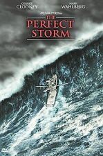The Perfect Storm (DVD, 2000, Special Edition) George Clooney WORLD SHIP AVAIL
