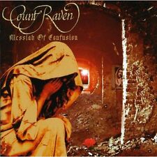 Messiah of Confusion: Remastered Count Raven Audio CD