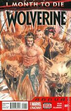 Wolverine (2014 5th Series) Annual #1A VF