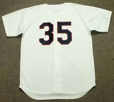 FRANK THOMAS Chicago White Sox 1990 Majestic Cooperstown Home Baseball Jersey