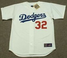 SANDY KOUFAX Los Angeles Dodgers 1963 Majestic Cooperstown Home Baseball Jersey