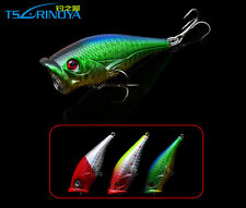 1 PCS67mm 9g Crankbait Minnow Lure Crank Bait Plastic Fish Bait Fishing Tackle