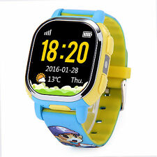 Tencent QQ Smart Watch Children Kids phone GPS Tracker Wifi Locating GSM Camera