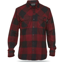 Dakine Cascade Flannel Mens Shirt Long Sleeve - Rosewood All Sizes