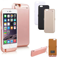 5800mAh 8200mAh Battery Backup Charger Case Cover Power Bank for iPhone6/6s Plus