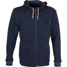 Rip Curl Crafter Mens Hoody Zip - Mood Indigo All Sizes