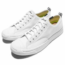 Converse Jack Purcell M-Series White Canvas Mens Casual Shoes Sneakers 153618C