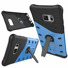 For Samsung Galaxy Note 7 Shockproof Rugged Hybrid Rubber Hard Armor Case Cover