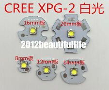 10pcs/lot CREE XPG2 XP-G2 5W Led on PCB Star Board