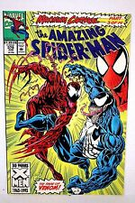 The Amazing Spider-Man #378  Marvel 1993 Maximum Carnage Venom Part 3 of 14
