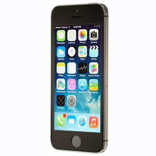 Grey Apple iPhone 5s 16GB 32GB 64GB Smartphone 4G Optus Telstra Factory Unlocked