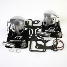 Wiseco Piston Kit Pro-Lite 2.00 Over 66.00mm for Yamaha YFZ350 Banshee 87-06