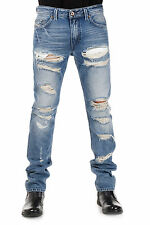 DIESEL Man Destroyed THAVAR Jeans New with Tags and Original