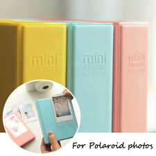 64+1 Films Polaroid Album Case Photo Storage Fo Fujifilm Instax Mini 7s 8 25 50s