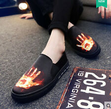 New Fashion Mens Breathable Casual Boat Sport Loafer Sneakers Leather Shoes Bgfh