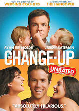The Change-Up (DVD, 2011, Rated/Unrated) LIKE NEW