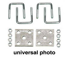 C.e. Smith 23102  Axle Tie Plate Kit 1-1/2 sq