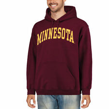 Minnesota Golden Gophers Maroon Basic Arch Pullover Hoodie
