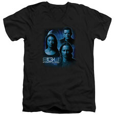 Stargate Universe At Odds Mens V-Neck Shirt
