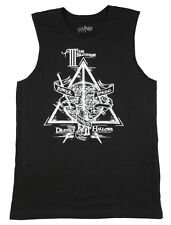 Harry Potter The Deathly Hallows Girls Muscle Top