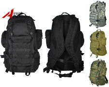 35L Tactical Military Outdoor Sport Molle Day Backpack Hiking Camping Laptop Bag