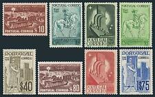 Portugal 587-594,MNH.Mi 614-621. Portuguese World Exhibition,Independence,1940.