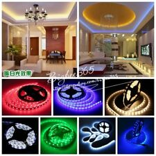 5M SMD3528 5050 5630 3014 150/300/600LEDs LED Flexible Strip Lamp Tape Roll Xmas