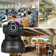 WIFI Wireless IP CCTV Camera P2P Security Network IR Night Vision Monitor EN24H