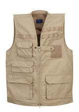 PROPPER INTERNATIONAL TACTICAL VEST - 16 POCKETS - MOLLE II COMPATIBLE - S - 2XL