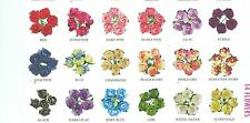 Paper Tea Roses Flowers - Cards - Favours - Crafts - Embellishments