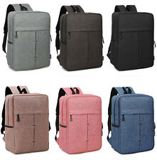 "15""15.6"" Laptop Pouch Backpack Travel Bag Knapsack PC Nylon Cover For HP Macbook"