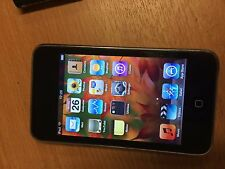 Apple iPod touch 3rd Generation Black (32GB)