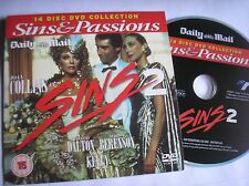 SINS 2 - JOAN COLLINS 2  -  PROMO DVD