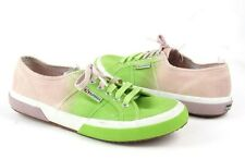 New Superga Multi Colored Canvas Fashion Sneakers for Womens