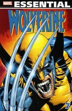 Essential Wolverine TPB (1998-2013 Marvel) 1st Edition #7-1ST NM