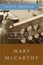 Venice Observed by Mary McCarthy 9780156935210 (Paperback, 1963)