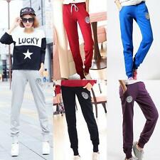 New Women Casual Stretch Skinny Leggings Yoga Pencil Pants Slim Trousers Pants