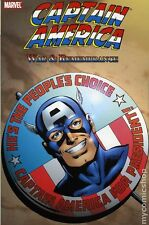 Captain America War and Remembrance TPB (2007 Marvel) 2nd Edition #1-1ST NM