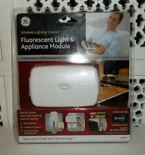 Z-Wave Wireless Lighting Control Fluorescent Light and Appliance Module NIP